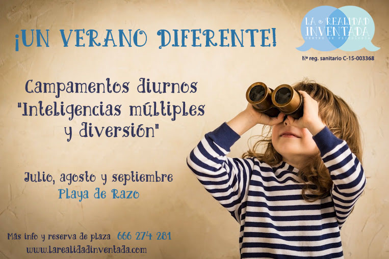 Inteligencias Multiples y diversion